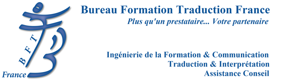 Bureau Formation Traduction France